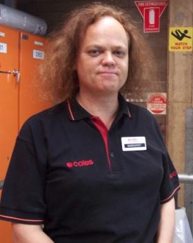 Mx Margaret, supermarket staff 2006